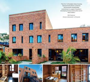 Housing and Sustainability in Rwanda